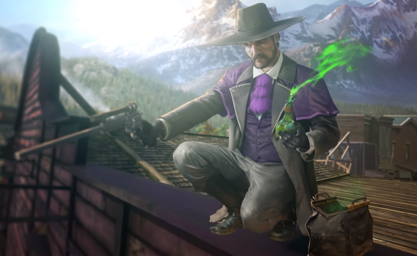 Desperados 3 Extended Gameplay Trailer Shows The Importance Of Being Sneaky Pc Gamer
