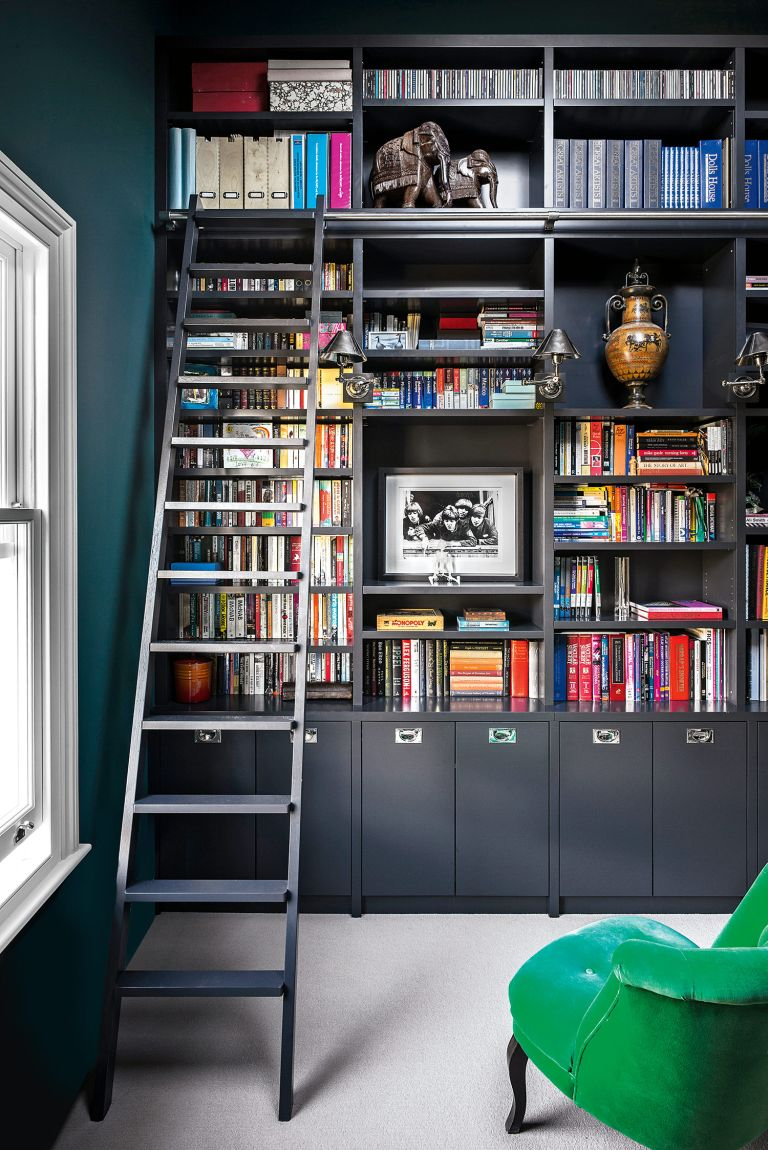 Home Library Ideas 20 Striking Bookcase Ideas Worth Stealing Livingetc