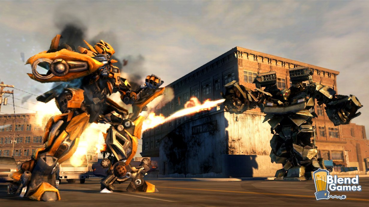 Transformers: Revenge Of The Fallen Awesome New Screenshots #5632