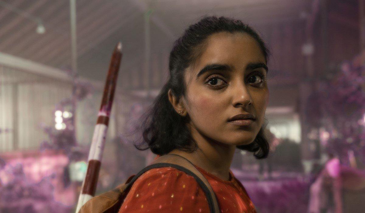 Sahana Sprinivasan's athena in Grace's dream on fear the walking dead