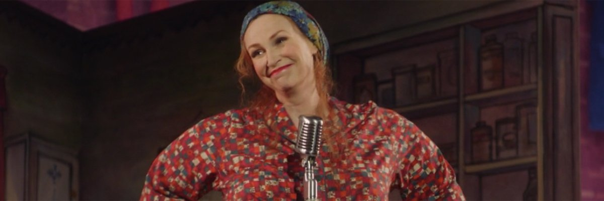 Jane Lynch in the marvelous mrs. maisel Season 2