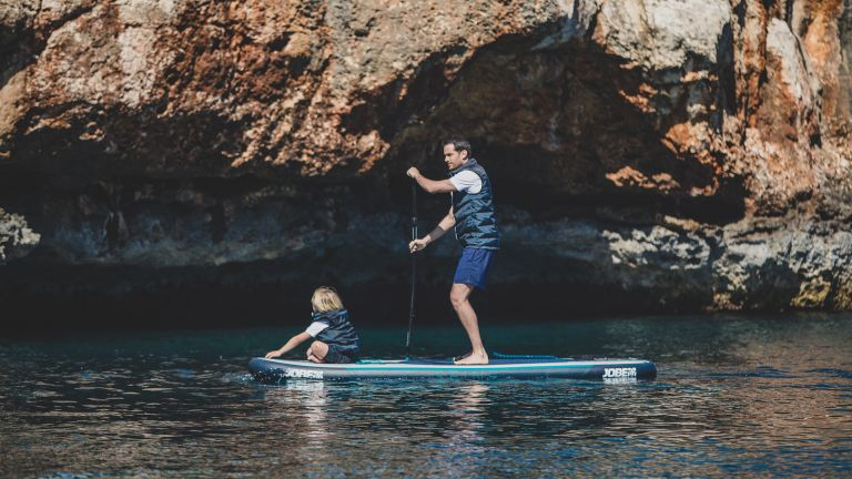 best inflatable paddle board: Red Paddle Co