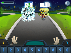 Class Tech Tips: Math vs Zombies for Fluency