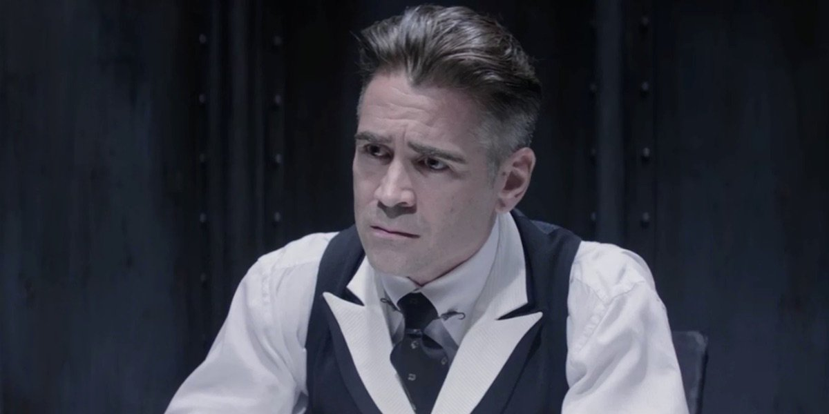 See What Colin Farrell Could Look Like As Penguin In The Batman - CINEMABLEND