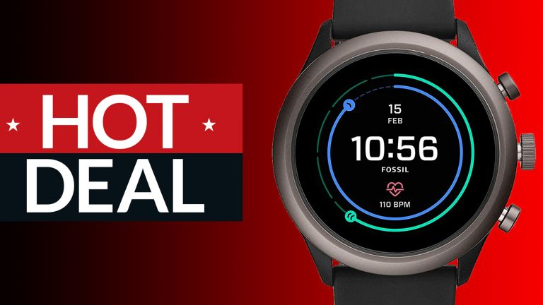 Check out Best Buy's Fossil Sport Smartwatch sale only $99.