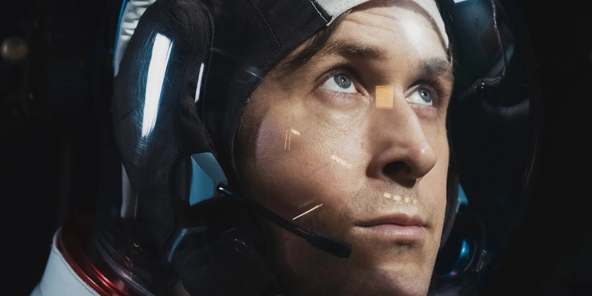 Project Hail Mary actor Ryan Gosling in First Man