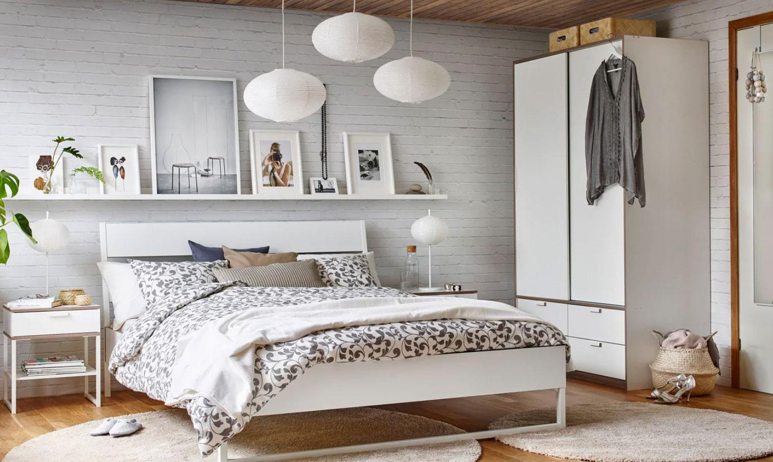 11 ways Ikea lighting can revolutionise your bedroom revamps  Real