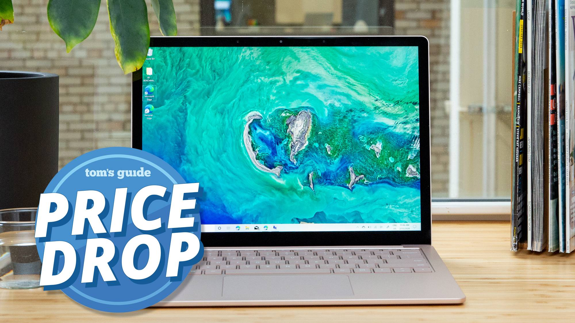 Best Buy Is Slashing 300 Off Surface Laptop 3 But Hurry Tom S Guide