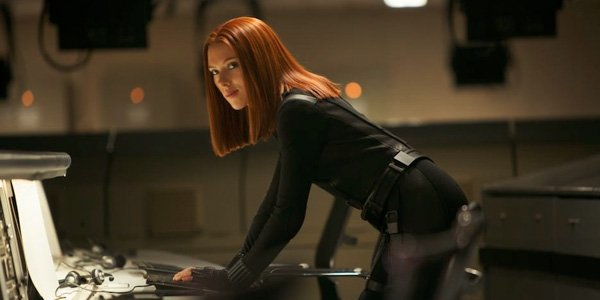 Captain America: The Winter Solider Black Widow