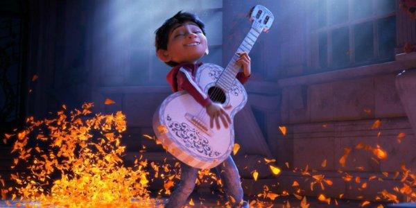 Coco Miguel Guitar