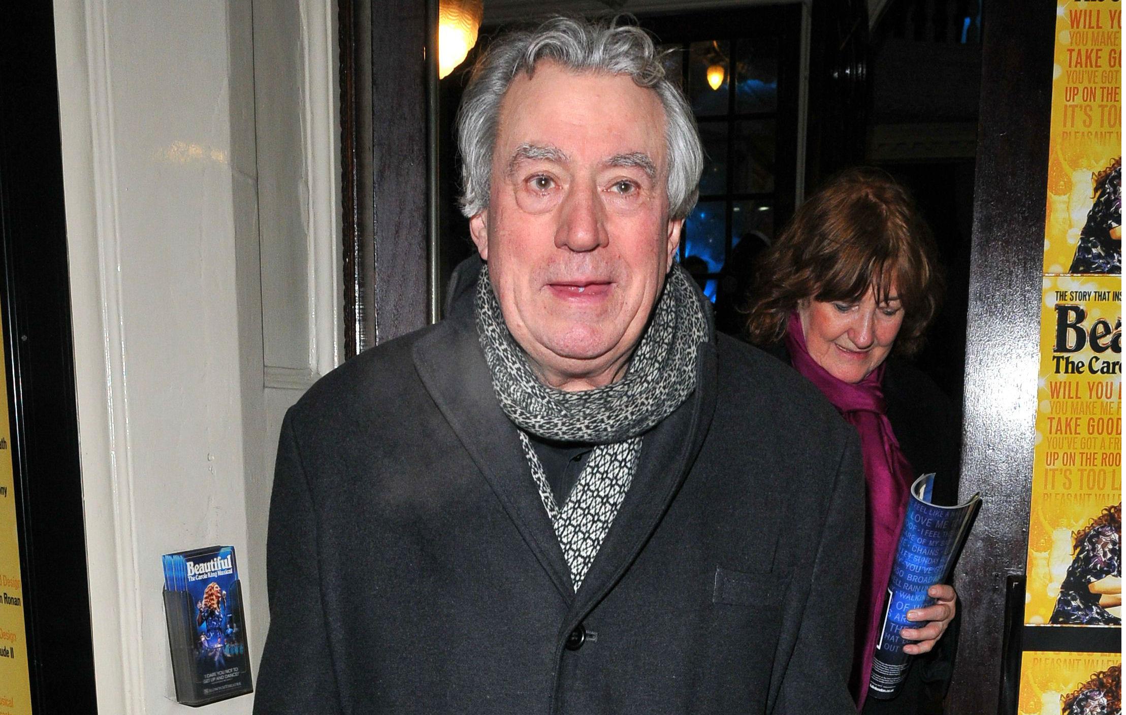 Monty Python star Terry Jones