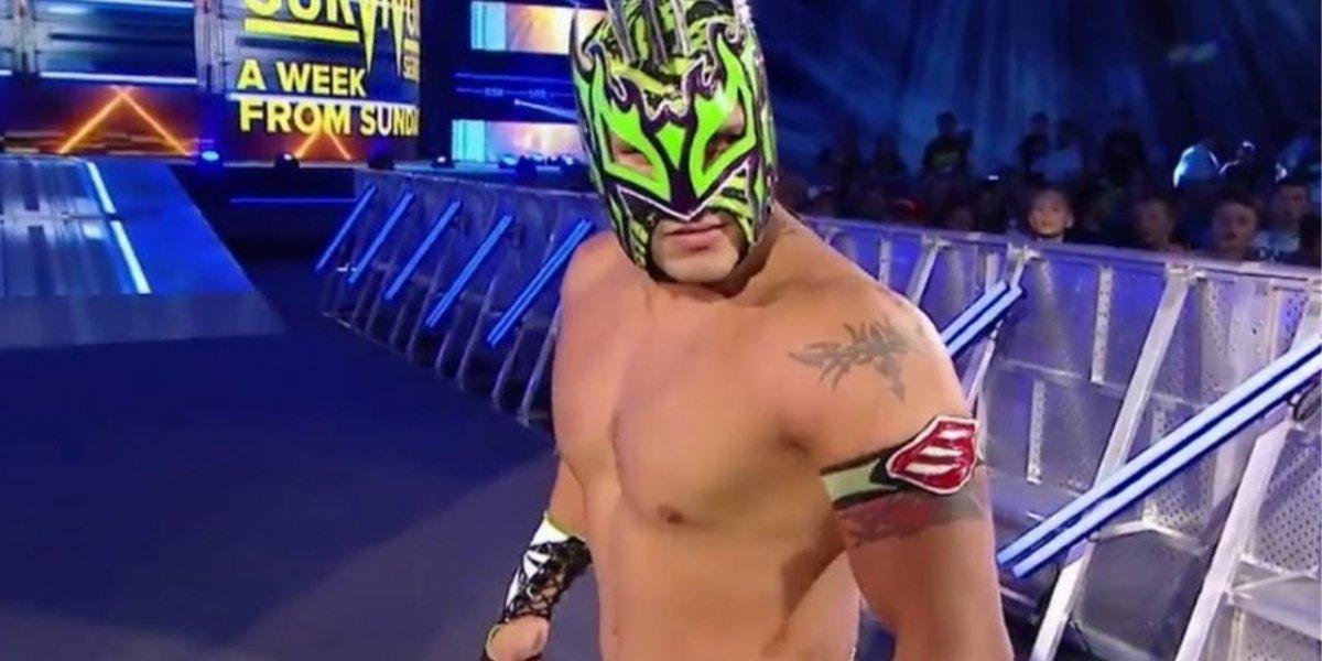 Kalisto on SmackDown