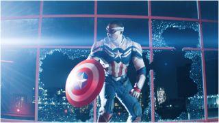 Anthony Mackie as Sam Wilson/Captain America