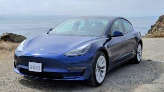 Tesla Model 3 Long Range mid-2021