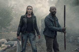 "Characters in AMC's ""Fear the Walking Dead"""