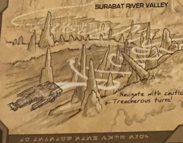 Surabat River Valley