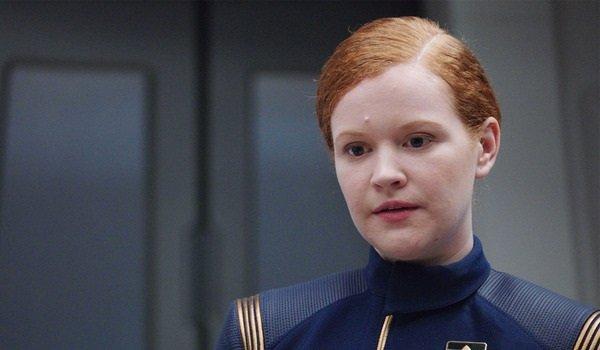 Sylvia Tilly Mary Wiseman Star Trek: Discovery CBS All Access