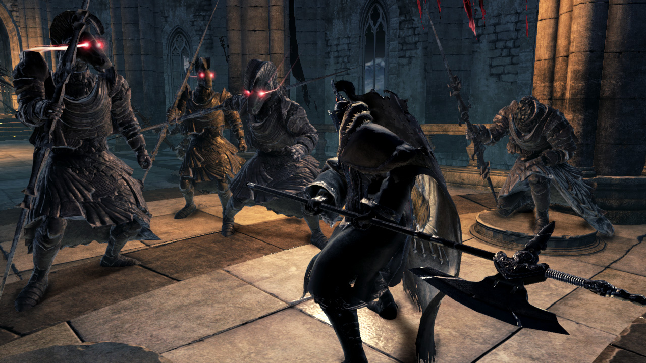 Dark Souls 2 Review Says It's The Hardest Action RPG In The World #30632