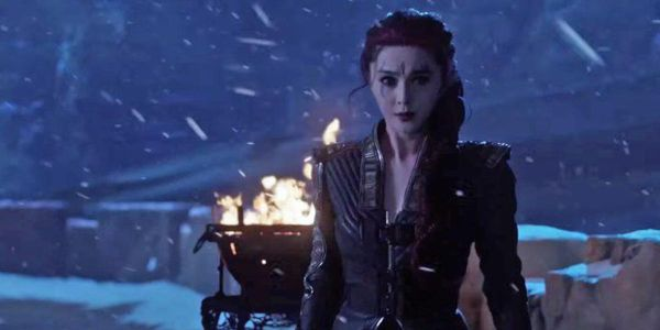 Fan Bingbing as Blink in X-Men: Days of Future Past