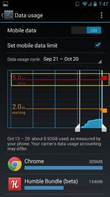 How to Monitor Data Usage on Android | Tom's Guide