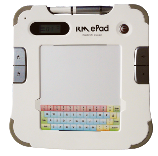Wireless slate offers teachers mobility with interactive lessons
