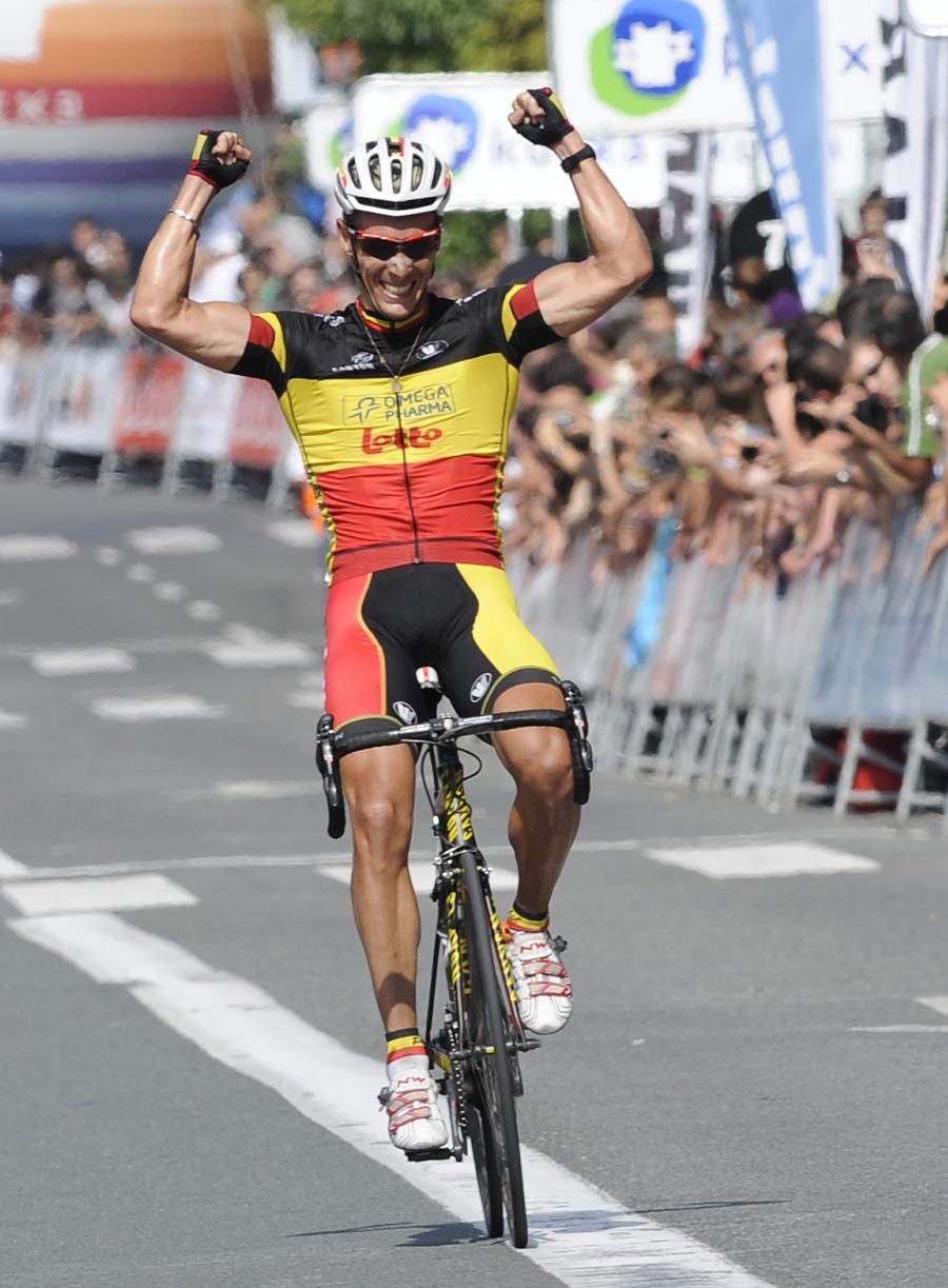 gilbert, philippe gilbert, san sebastian, cycling, racing, worldtour, omega, pharma, lotto, uci