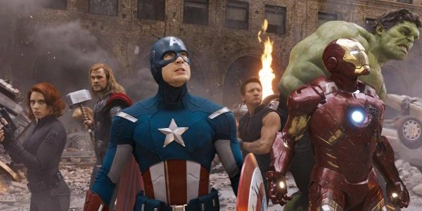 Avengers 2012 movie