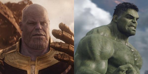 Is Thanos Stronger Than Hulk In Avengers: