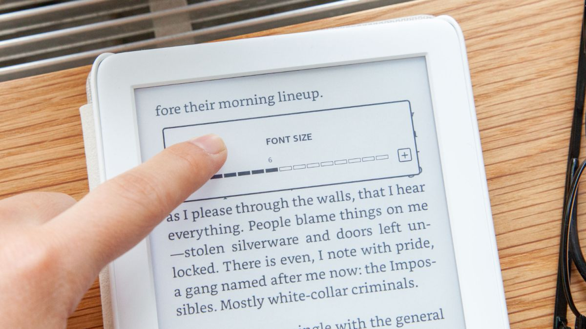 Amazon Kindle (2019) Review: A Good Budget E-Reader with One