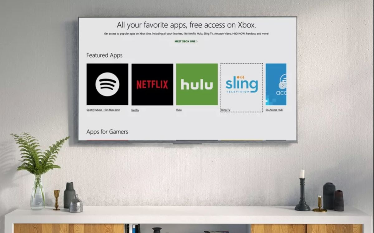 Best Xbox One apps