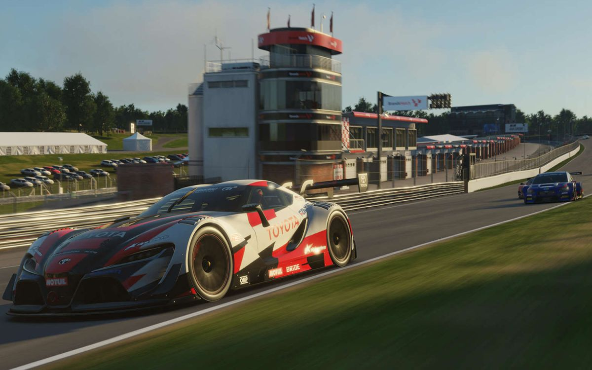The Best Racing Games For Ps4 Xbox One And Switch Tom S Guide