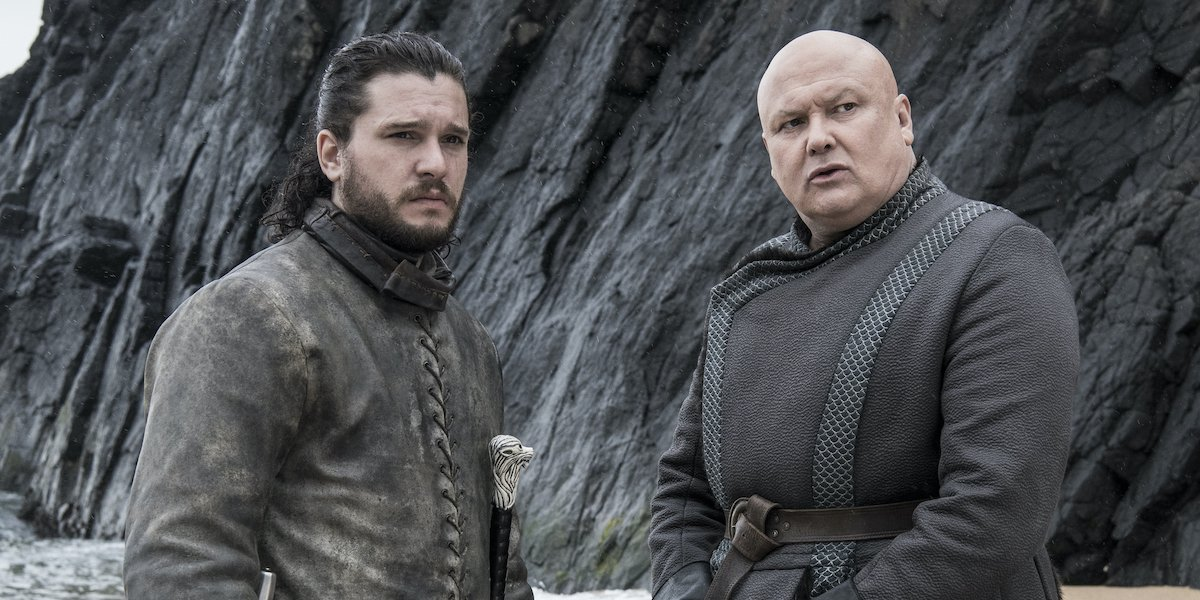 jon and varys game of thrones