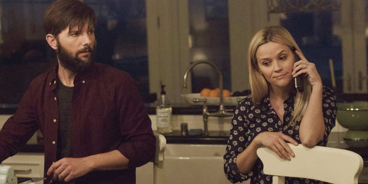 Reese Witherspoon as Madeline in the hit HBO show, Big Little Lies.