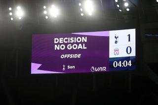 Tottenham Hotspur v Liverpool – Premier League – Tottenham Hotspur Stadium