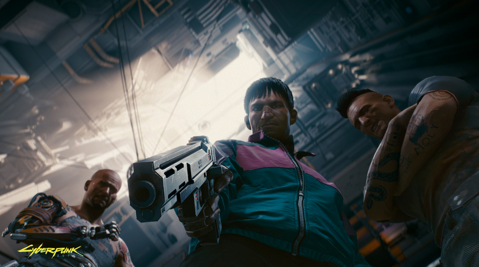 Cyberpunk 2077's DLC will remain secret until after the game's launch