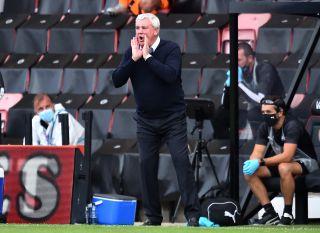AFC Bournemouth v Newcastle United – Premier League – Vitality Stadium