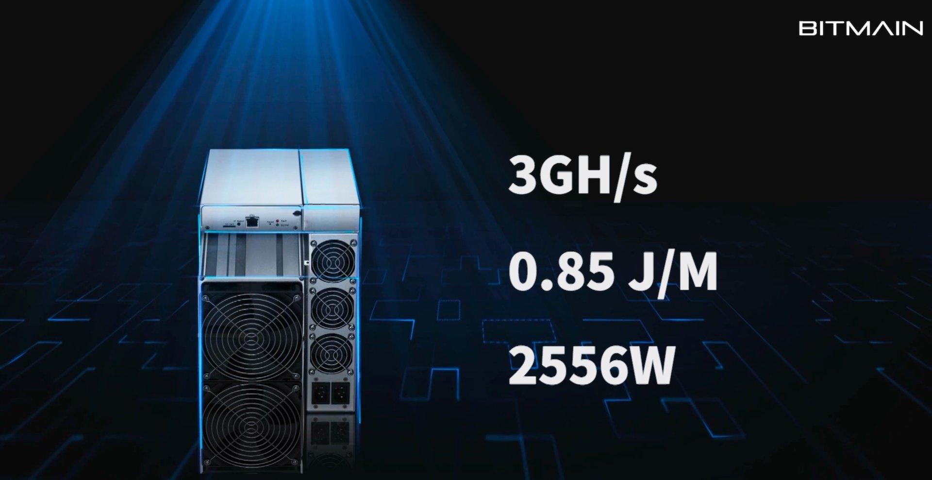 New Ethereum ASIC Mines Like 32 GeForce RTX 3080 GPUs   Tom's Hardware