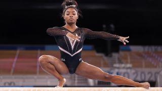 Gymnastics women's beam final live stream: Simone Biles of Team USA