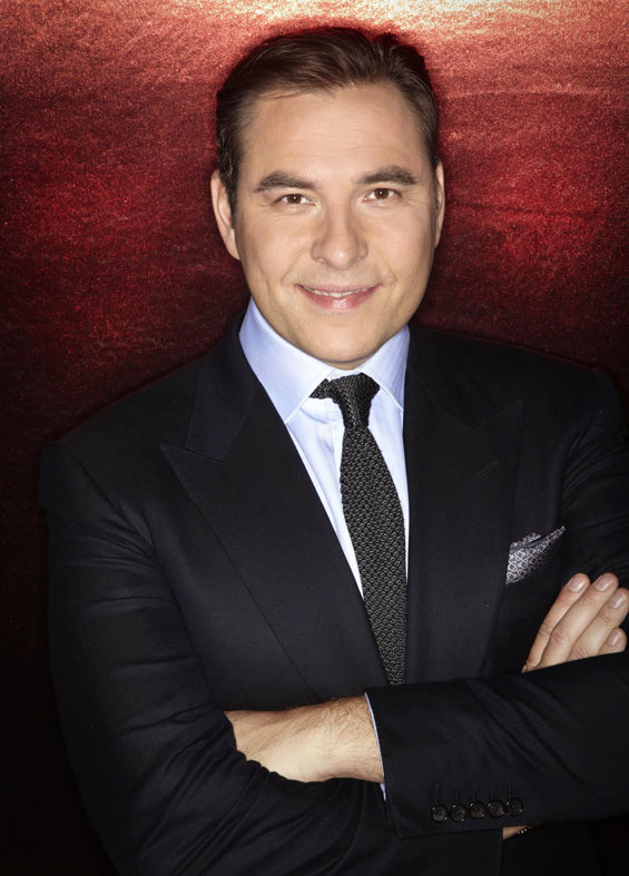 David Walliams reveals depression battle
