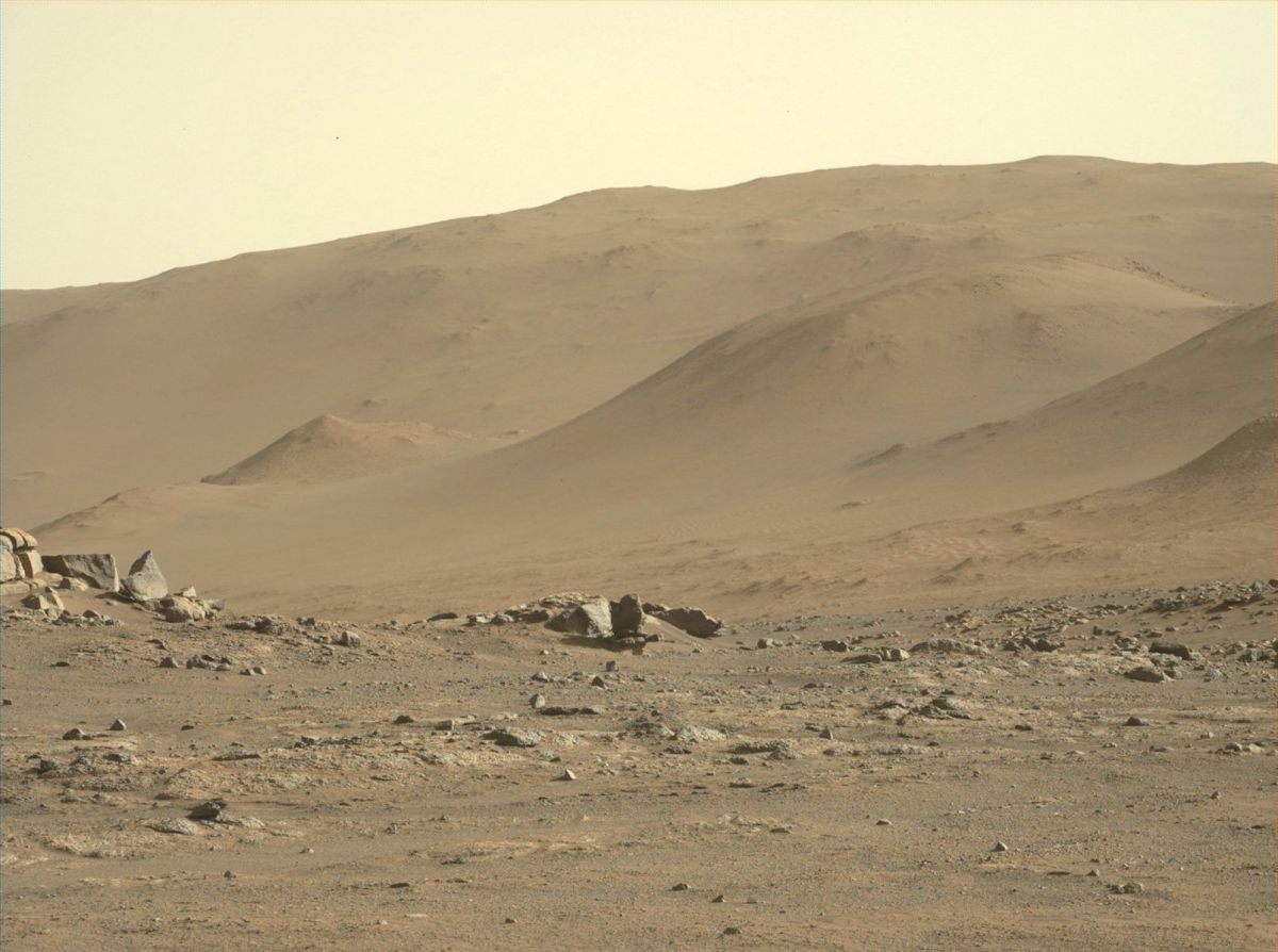 1 year after launch, NASA's Perseverance rover prepares to collect 1st sample on Mars