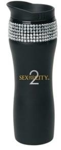 Sex and the city travel mug