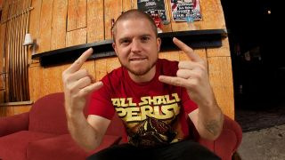 Jamey Jasta from Hatebreed