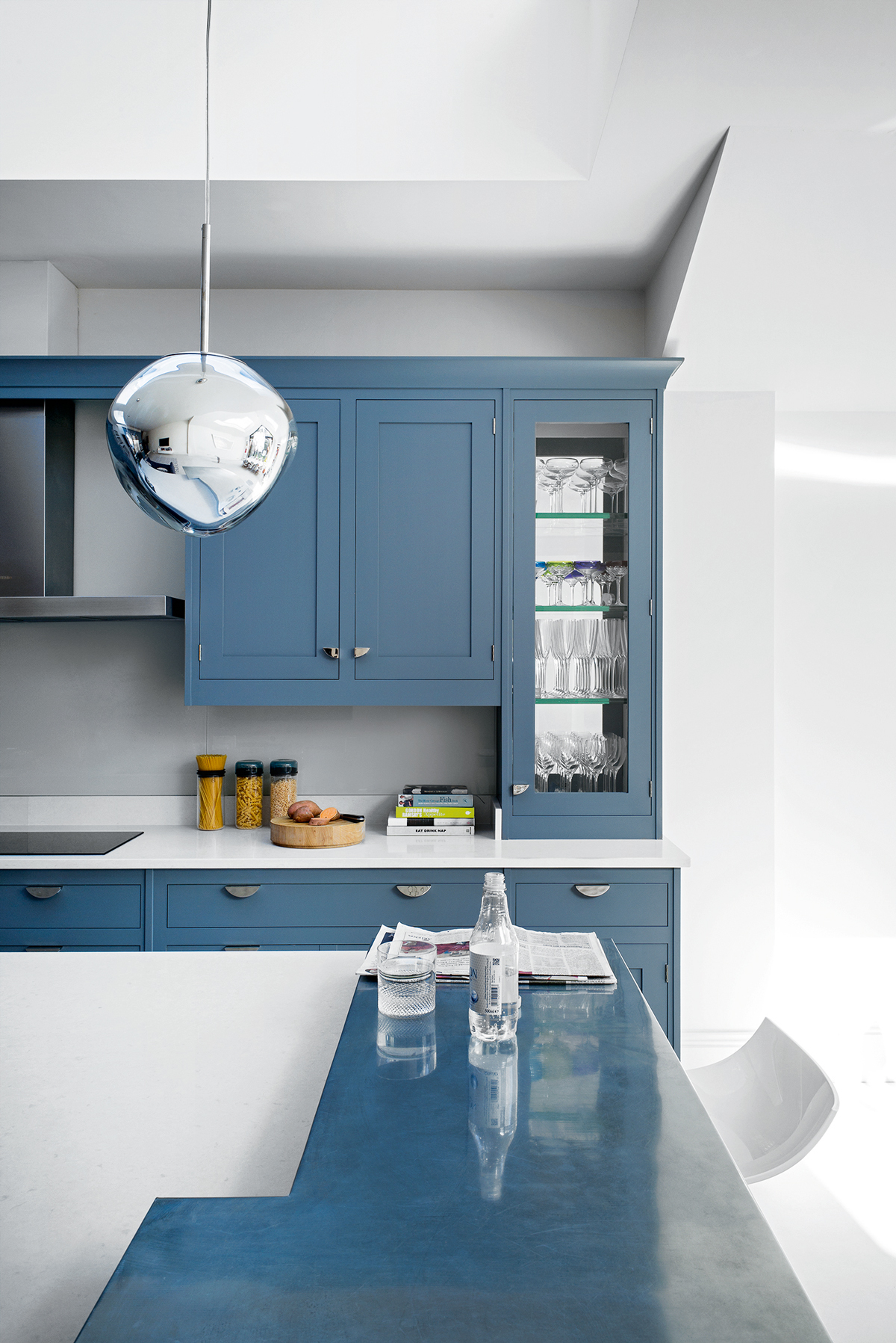 Tour An Elegant London Family Home With A Gorgeous Kitchen Extension