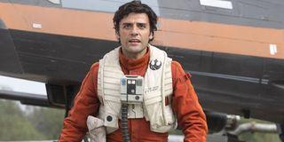 Oscar Isaac, Star Wars: The Force Awakens