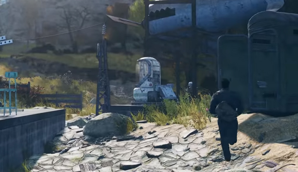 Fallout 76's $5 junk bot was apparently meant to be in the base game | PC Gamer