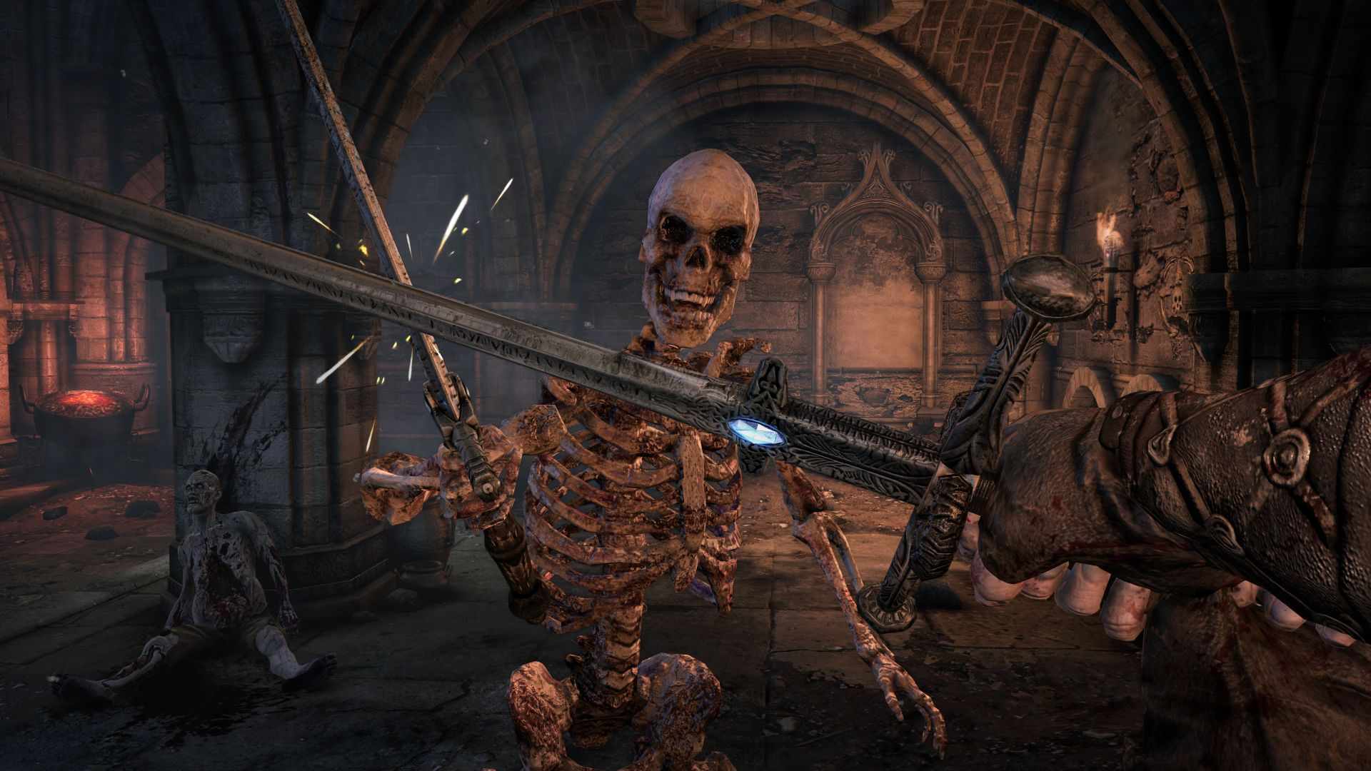 Hellraid Is Hundreds Of Hours Long, Says Techland #26918