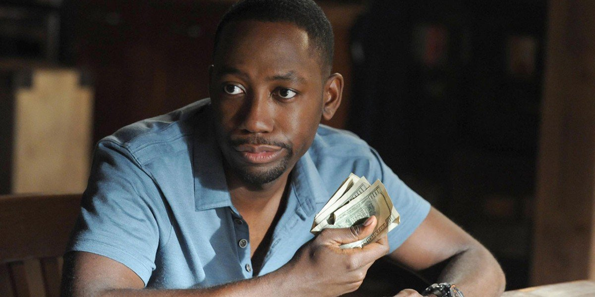 Lamorne Morris in New Girl