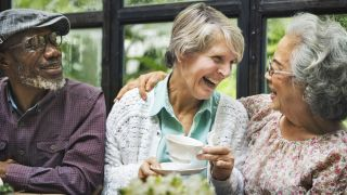 Some older people, who are at a higher risk for severe COVID-19 infections than their younger counterparts, are not taking extra precautions against the virus.