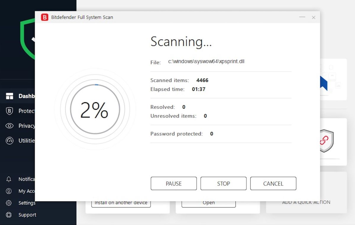 Bitdefender 2019 Review - Bitdefender Antivirus Plus, Bitdefender
