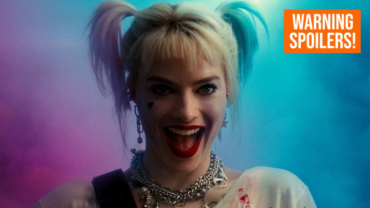 Birds Of Prey Easter Eggs Every Cameo And Dc Reference Gamesradar